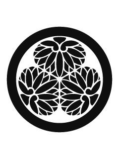 葵紋の携帯待受