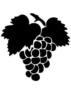 一房葡萄紋