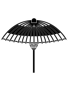 蛇の目傘紋