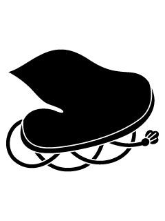 公家烏帽子紋