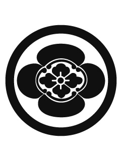 丸に木瓜紋
